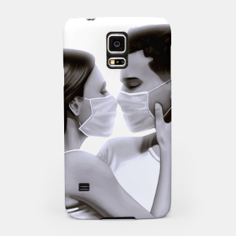 Thumbnail image of Contagious Samsung Case, Live Heroes