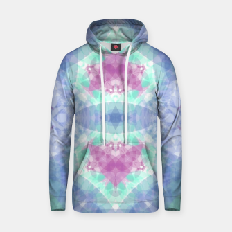 Thumbnail image of Diamante rose and ligth blue Hoodie, Live Heroes