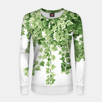 Miniatur Ivy Delight #2 #wall #decor #art  Frauen sweatshirt, Live Heroes