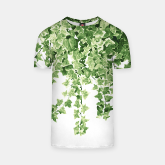 Miniatur Ivy Delight #2 #wall #decor #art  T-Shirt, Live Heroes