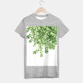 Miniatur Ivy Delight #2 #wall #decor #art  T-Shirt regulär, Live Heroes