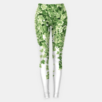 Miniatur Ivy Delight #2 #wall #decor #art  Leggings, Live Heroes