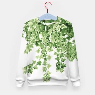 Miniatur Ivy Delight #2 #wall #decor #art  Kindersweatshirt, Live Heroes
