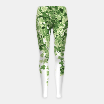 Miniatur Ivy Delight #2 #wall #decor #art  Kinder-Leggins, Live Heroes