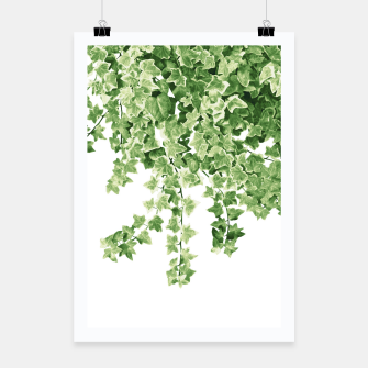 Miniatur Ivy Delight #2 #wall #decor #art  Plakat, Live Heroes