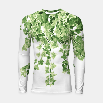 Thumbnail image of Ivy Delight #2 #wall #decor #art  Longsleeve rashguard, Live Heroes