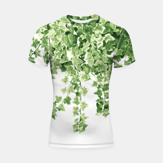 Miniatur Ivy Delight #2 #wall #decor #art  Shortsleeve rashguard, Live Heroes