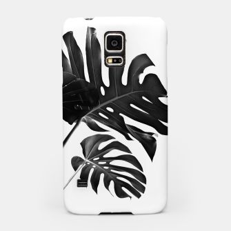 Thumbnail image of Tropical Monstera Finesse #2 #minimal #decor #art Handyhülle für Samsung, Live Heroes