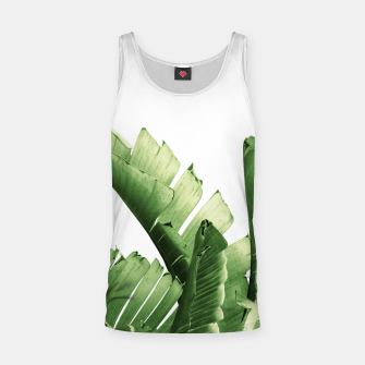 Miniature de image de Green Banana Leaves Dream #6 #tropical #decor #art  Muskelshirt , Live Heroes