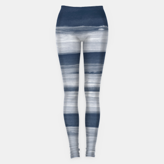 Miniature de image de Abstract Minimalism Brushstrokes #3 #minimal #ink #decor #art  Leggings, Live Heroes