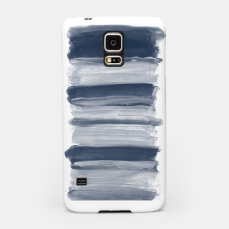Thumbnail image of Abstract Minimalism Brushstrokes #3 #minimal #ink #decor #art  Handyhülle für Samsung, Live Heroes