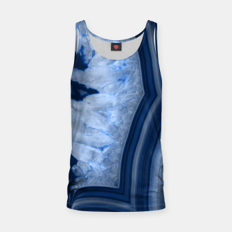 Thumbnail image of Agate Chic #1 #gem #decor #art  Muskelshirt , Live Heroes