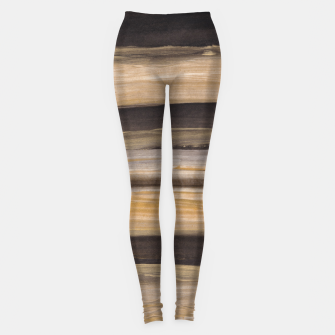 Miniature de image de Abstract Minimalism Brushstrokes #2 #minimal #ink #decor #art Leggings, Live Heroes