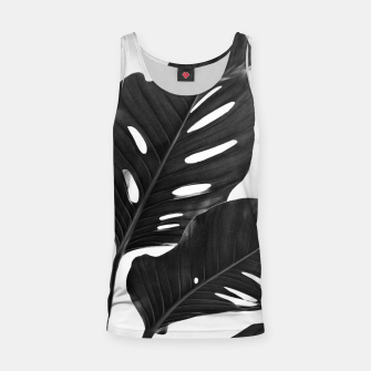 Miniature de image de Monstera Black & White Vibes #1 #minimal #decor #art Muskelshirt , Live Heroes