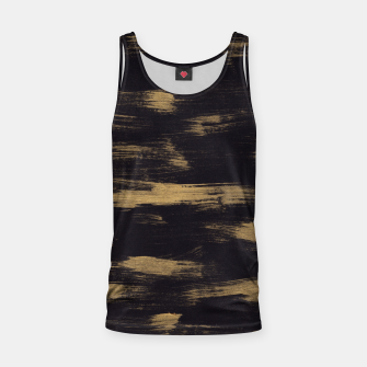 Thumbnail image of Brushstrokes Abstract Minimalism #3 #minimal #decor #art Muskelshirt , Live Heroes