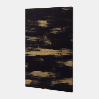 Thumbnail image of Brushstrokes Abstract Minimalism #3 #minimal #decor #art Canvas, Live Heroes