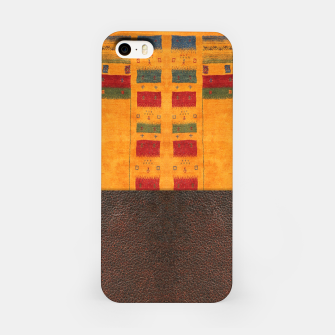 Thumbnail image of Heritage Traditional Leather Moroccan Boho Style  iPhone Case, Live Heroes