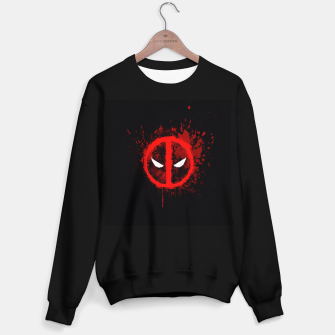 Miniaturka deadpool  Sweater regular, Live Heroes