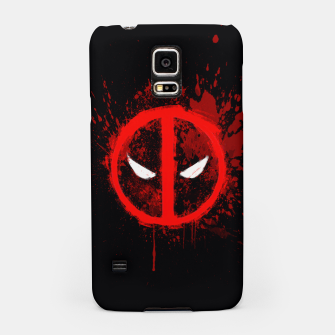 Thumbnail image of deadpool  Samsung Case, Live Heroes
