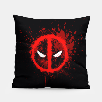 Miniaturka deadpool  Pillow, Live Heroes