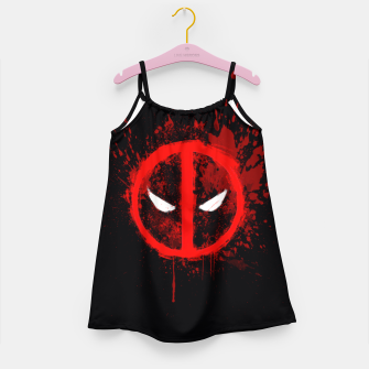 Miniaturka deadpool  Girl's dress, Live Heroes