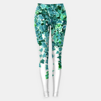 Miniatur Ivy Delight #4 #wall #decor #art Leggings, Live Heroes
