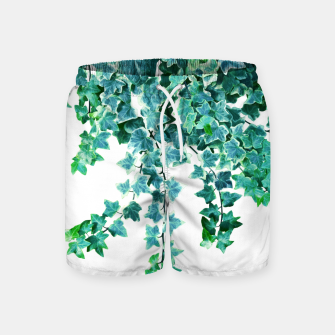 Miniatur Ivy Delight #4 #wall #decor #art Badeshorts, Live Heroes