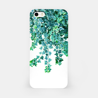 Miniaturka Ivy Delight #4 #wall #decor #art iPhone-Hülle, Live Heroes