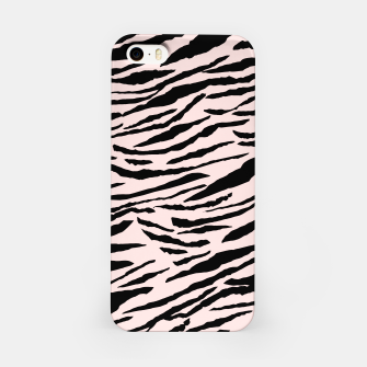 Miniaturka Tiger Animal Print Glam #5 #pattern #decor #art  iPhone-Hülle, Live Heroes