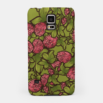 Thumbnail image of Red Clover Samsung Case, Live Heroes
