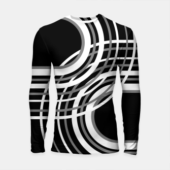Miniatur Rainbow Arch Minimal Abstract #3 #decor #art  Longsleeve rashguard, Live Heroes