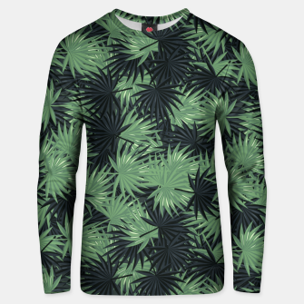 Thumbnail image of Leaves Unisex sweater, Live Heroes