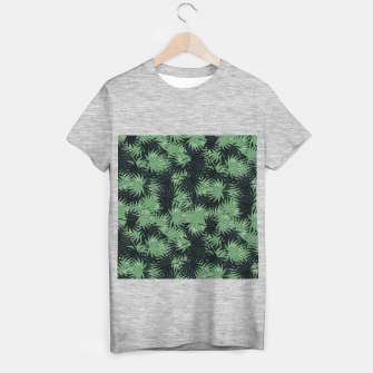 Thumbnail image of Leaves T-shirt regular, Live Heroes