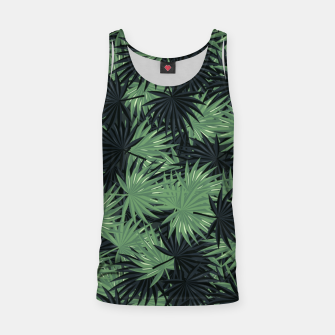 Thumbnail image of Leaves Tank Top, Live Heroes