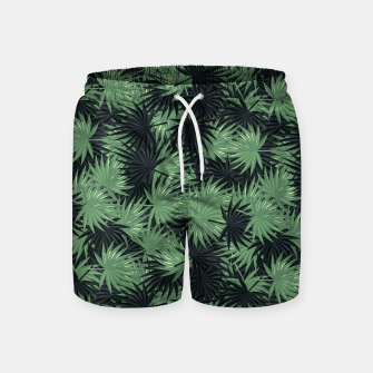 Miniatur Leaves Swim Shorts, Live Heroes