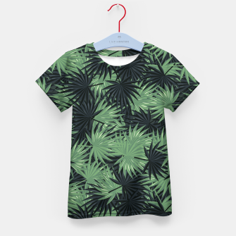 Thumbnail image of Leaves Kid's t-shirt, Live Heroes