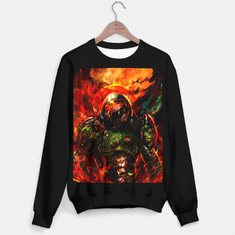 Miniaturka doom Sweater regular, Live Heroes