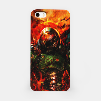Miniaturka doom iPhone Case, Live Heroes