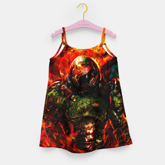 Miniaturka doom Girl's dress, Live Heroes