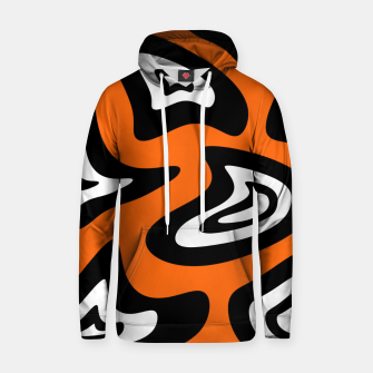 Thumbnail image of Abstract pattern - red, black and white. Hoodie, Live Heroes