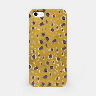 Imagen en miniatura de Leopard Animal Print Glam #10 #pattern #decor #art iPhone-Hülle, Live Heroes