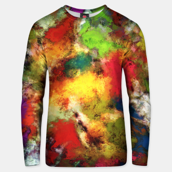 A shouty place Unisex sweater thumbnail image