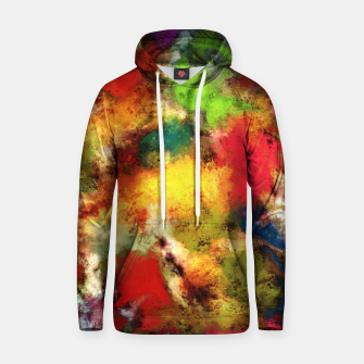 Thumbnail image of A shouty place Hoodie, Live Heroes