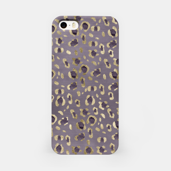 Imagen en miniatura de Leopard Animal Print Glam #9 #pattern #decor #art  iPhone-Hülle, Live Heroes