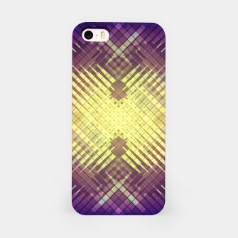 Imagen en miniatura de Abstract Lines iPhone Case, Live Heroes
