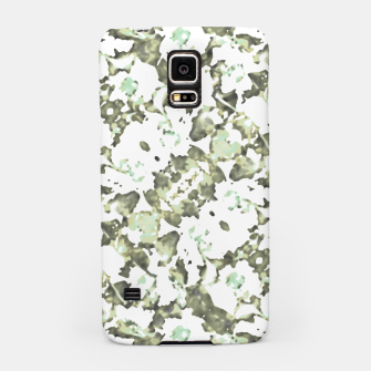 Thumbnail image of Modern Abstract Camo Print Pattern Samsung Case, Live Heroes