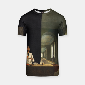 Thumbnail image of The Chemist by Franz Sedlacek T-shirt, Live Heroes