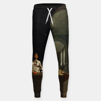 Thumbnail image of The Chemist by Franz Sedlacek Sweatpants, Live Heroes