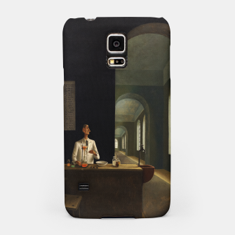Thumbnail image of The Chemist by Franz Sedlacek Samsung Case, Live Heroes