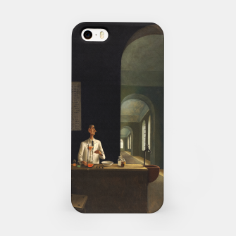 Imagen en miniatura de The Chemist by Franz Sedlacek iPhone Case, Live Heroes